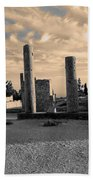 Kourion-temple Of Apollo Bath Towel