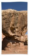 Lees Ferry Rock Formation Arizona Bath Towel