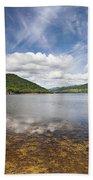 Loch Fine By Inveraray Bath Towel