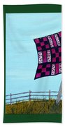 Love Of A Quilt Bath Towel