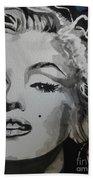 Marilyn Monroe 01 Bath Towel