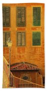 Medieval Windows Hand Towel