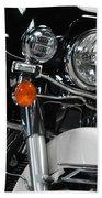 Motorcycle Bath Towel