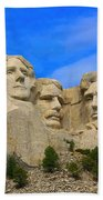 Mount Rushmore South Dakota Bath Towel