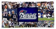 New England Patriots Hand Towel