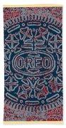 Oreo In Hope1 Bath Towel
