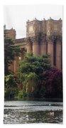 Palace Of Fine Arts 9 Bath Towel