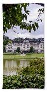 Palacio Quitandinha - Petropolis Brazil Bath Towel