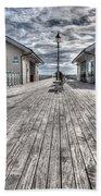 Penarth Pier 3 Bath Towel