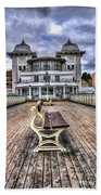 Penarth Pier Pavilion Bath Towel