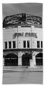 Pnc Park - Pittsburgh Pirates Hand Towel