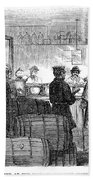 Presidential Election, 1864 Hand Towel