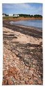 Prince Edward Island Coastline Hand Towel