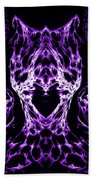 Purple Series 4 Hand Towel