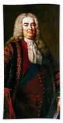 Robert Walpole (1676-1745) Bath Towel