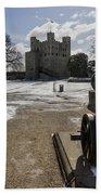 Rochester Castle Bath Towel