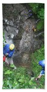 Rock Climbing Rope Climbing Costa Rica Vacations Waterfalls Rivers  Recreation Challanges  Facilitie Bath Towel