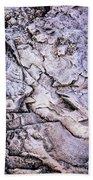 Rocks At Georgian Bay Hand Towel