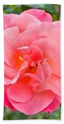 Rose Bath Towel