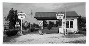 Route 66 Gas Station Bath Towel