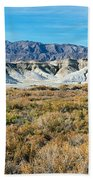 Salt Creek Death Valley National Park Bath Towel