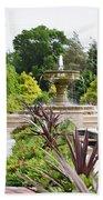 Sarah Lee Baker Perennial Garden  4 Bath Towel