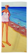 Shorebirds Of A Feather Bath Towel