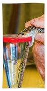 Snake Venom Extraction Bath Towel