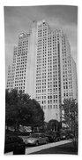 St. Louis Skyscraper Bath Towel