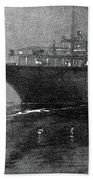 Steamship Accident, 1914 Bath Towel