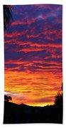 Stunning Sunset Bath Towel