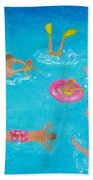 The Swimmers Hand Towel