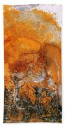 Wall Abstract 40 Hand Towel