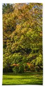 Westonbirt Arboretum Bath Towel