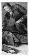 William Henry Vanderbilt (1821-1885) Hand Towel