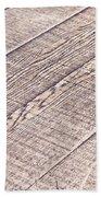 Wooden Floor Hand Towel by Tom Gowanlock