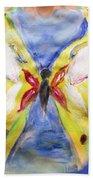20. Suzy Scheinberg, Artist, 2015 Bath Towel
