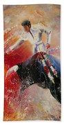 2010 Toro Acrylics 05 Bath Towel