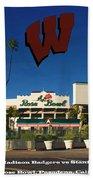 2013 Rose Bowl Pasadena Ca Bath Towel