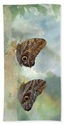 Butterfly Hand Towel