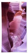 Antelope Canyon Bath Towel