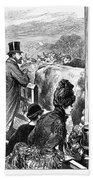 Edward Vii (1841-1910) Bath Towel