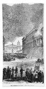 Paris Commune, 1871 Bath Towel
