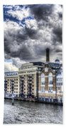 Butlers Wharf London Bath Towel