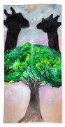 25. Suzy Scheinberg, Artist, 2015 Bath Towel