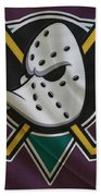 Anaheim Ducks Bath Towel