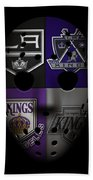 Los Angeles Kings Bath Towel
