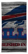 Buffalo Bills Bath Towel