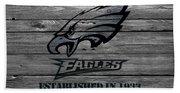 Philadelphia Eagles Bath Towel