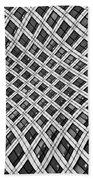 Canary Wharf London Bath Towel